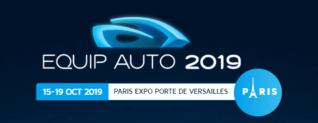 Welcome to our Booth No.Hall 2 E031 in EQUIP AUTO PARIS